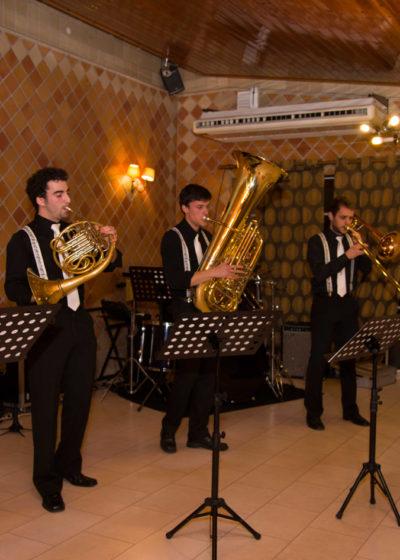 Sextuor de la Filarmonica de Chàs