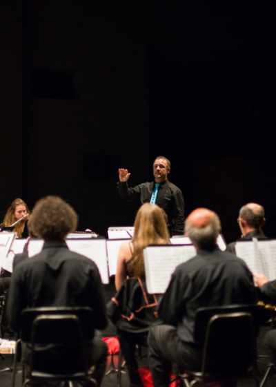 Harmonie de Quint-Fonsegrives en concert au théâtre José Da Silva