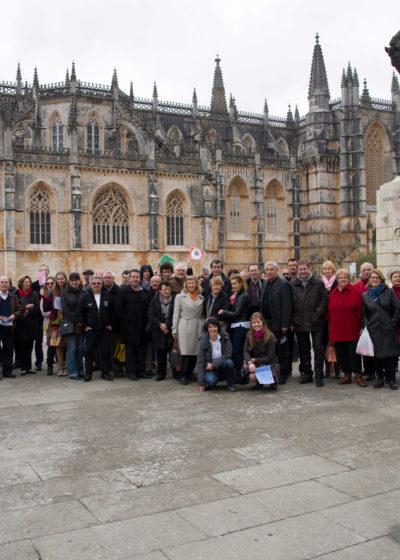 Visite du Monastère de Batalha