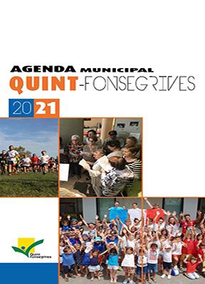 L'agenda municipal 2021